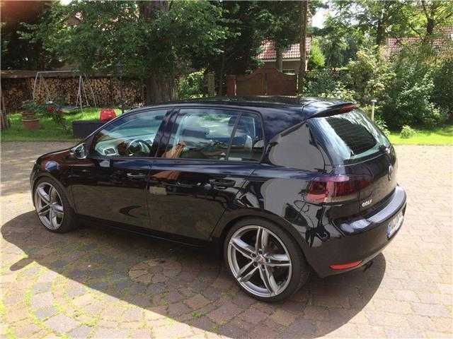 verkauft vw golf vi 1 4 tsi comfortline gebraucht 2009 km in wustermark. Black Bedroom Furniture Sets. Home Design Ideas