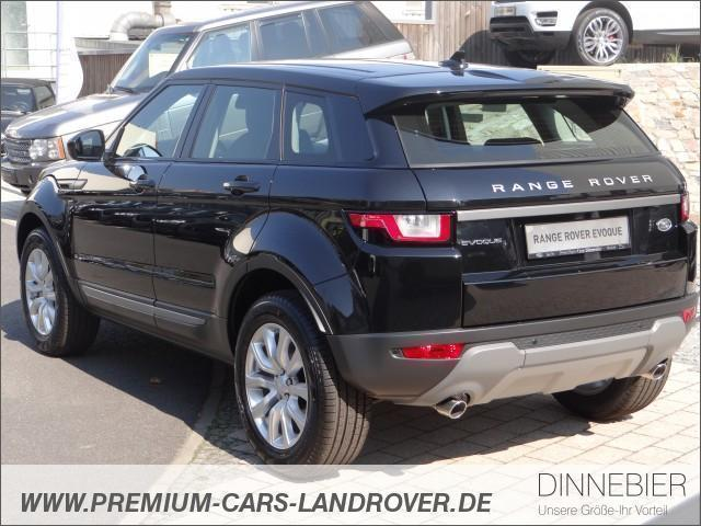 gebraucht 2016 land rover range rover evoque 2 0 diesel 150 ps 10711 berlin ku. Black Bedroom Furniture Sets. Home Design Ideas