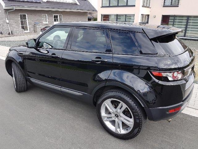 verkauft land rover range rover evoque gebraucht 2013 km in wehrheim. Black Bedroom Furniture Sets. Home Design Ideas