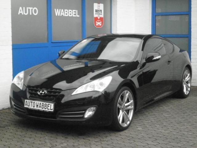 verkauft hyundai genesis 2 0 t gebraucht 2011 km in hagen. Black Bedroom Furniture Sets. Home Design Ideas