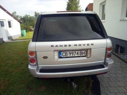 932 gebrauchte land rover range rover land rover range rover gebrauchtwagen. Black Bedroom Furniture Sets. Home Design Ideas