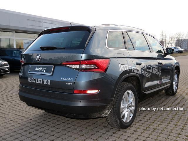 gebraucht active 1 4tsi 92kw skoda kodiaq 2017 km 8 in. Black Bedroom Furniture Sets. Home Design Ideas