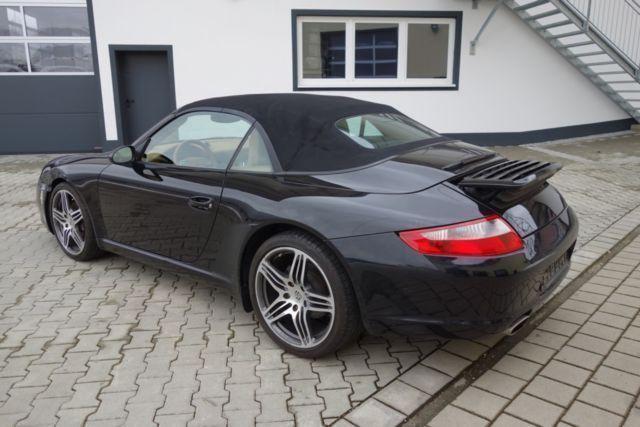 verkauft porsche 911 carrera cabriolet gebraucht 2007 km in abensberg. Black Bedroom Furniture Sets. Home Design Ideas