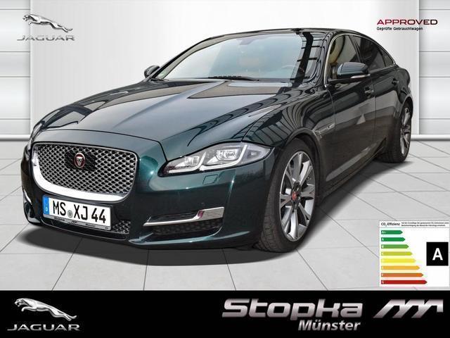 xjl gebrauchte jaguar xjl kaufen 1 g nstige autos zum. Black Bedroom Furniture Sets. Home Design Ideas
