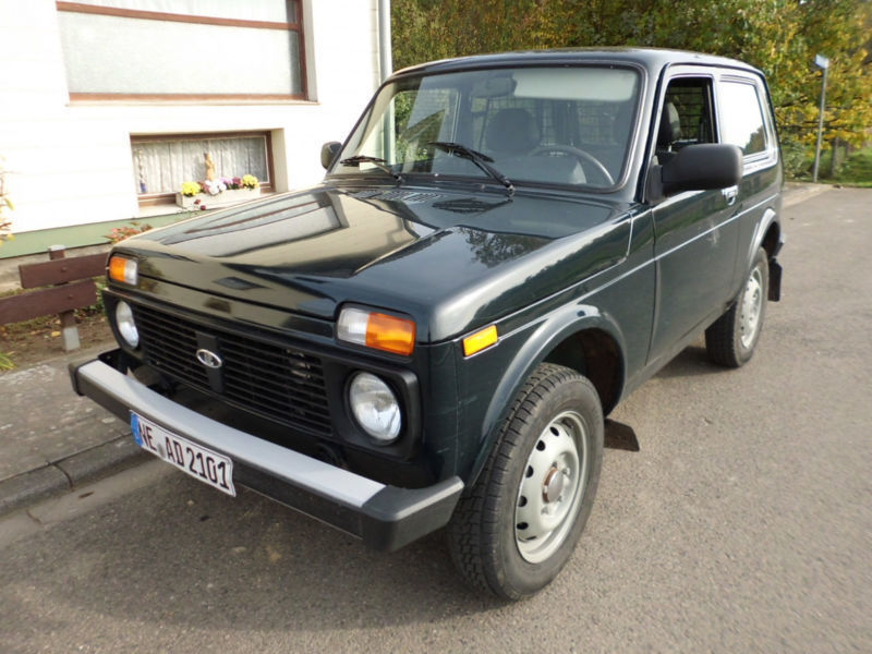gebraucht pickup pritsche 4x4 sofort lada niva 2014 km 7 in m ncheberg. Black Bedroom Furniture Sets. Home Design Ideas