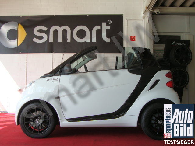 gebraucht passion head thorax sidebags klima smart fortwo cabrio 2011 km in k ln. Black Bedroom Furniture Sets. Home Design Ideas