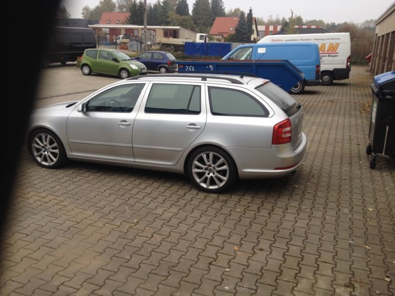 verkauft skoda octavia combi 2 0 fsi e gebraucht 2006 km in herne. Black Bedroom Furniture Sets. Home Design Ideas