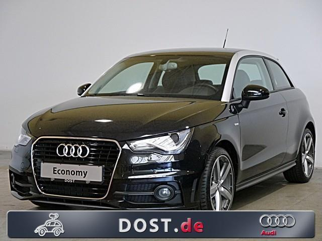 verkauft audi a1 ambition1 4 tfsi s t gebraucht 2011. Black Bedroom Furniture Sets. Home Design Ideas