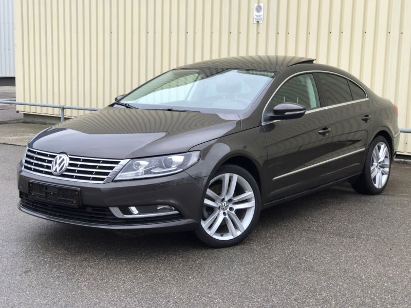 gebraucht 2 0 tdi r line dsg navi voll vw cc 2014 km in marl. Black Bedroom Furniture Sets. Home Design Ideas