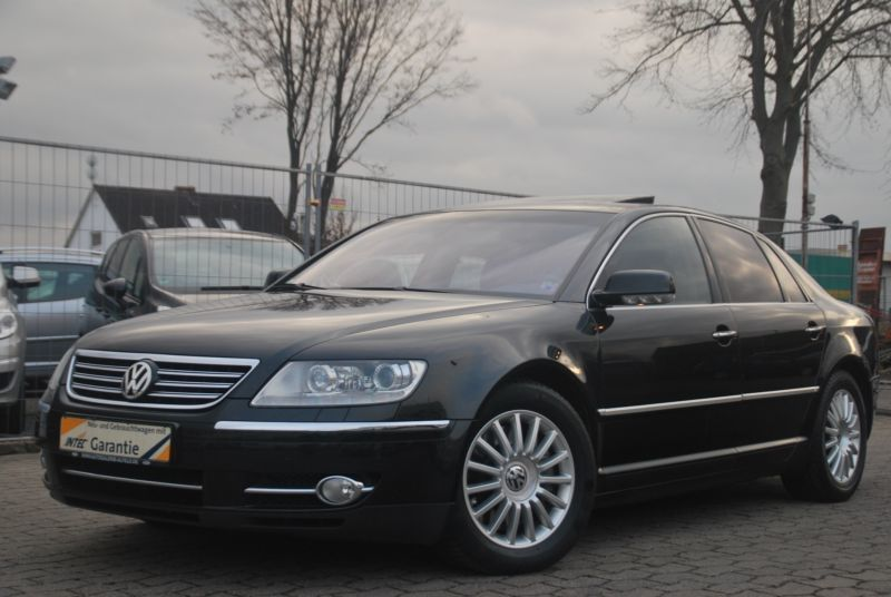 verkauft vw phaeton v6 tdi 4motion to gebraucht 2009. Black Bedroom Furniture Sets. Home Design Ideas