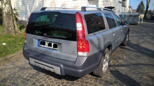 verkauft volvo xc70 d5 awd aut gebraucht 2007. Black Bedroom Furniture Sets. Home Design Ideas