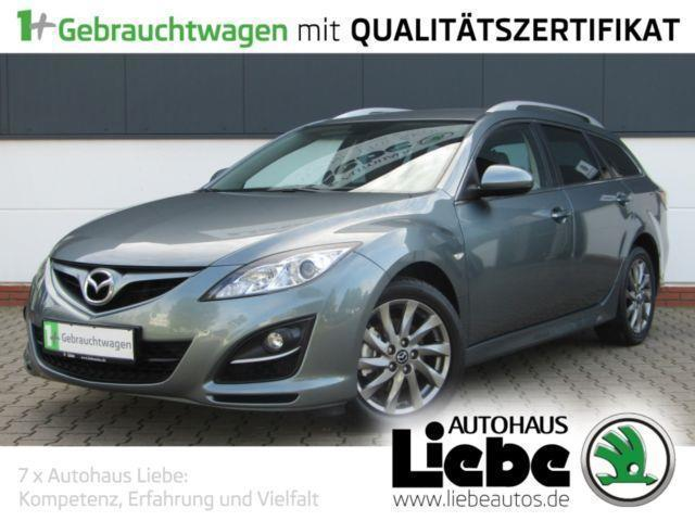 verkauft mazda 6 kom 2 2 crdt sports l gebraucht 2012 km in hamburg. Black Bedroom Furniture Sets. Home Design Ideas