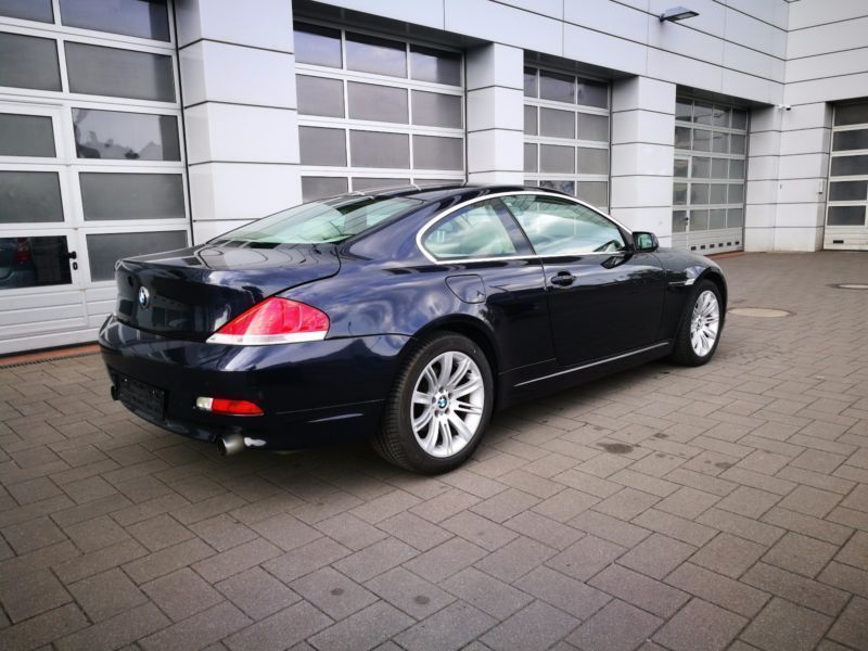 verkauft bmw 630 i coupe gebraucht 2006 km in. Black Bedroom Furniture Sets. Home Design Ideas