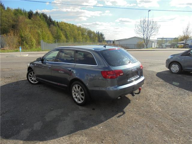 verkauft audi a6 avant 2 7 tdi allrad gebraucht 2005 km in rothenbach. Black Bedroom Furniture Sets. Home Design Ideas