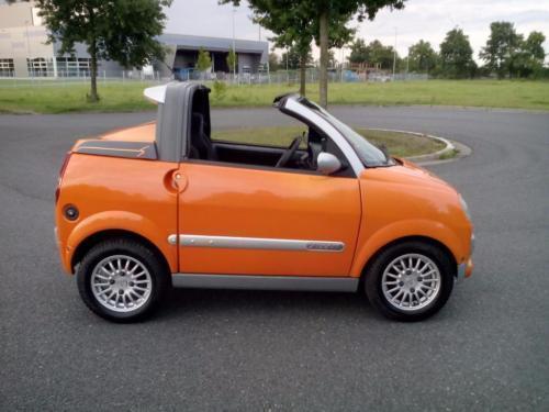 verkauft aixam microcar scouty cabrio gebraucht 2006. Black Bedroom Furniture Sets. Home Design Ideas