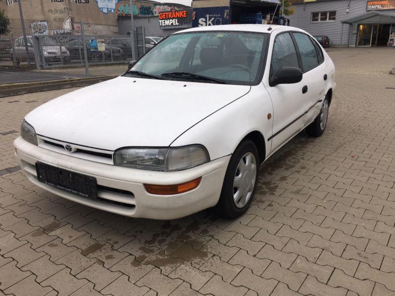 Verkauft Toyota Corolla Liftback 1.6 G., gebraucht 1993, 120.665 km ...