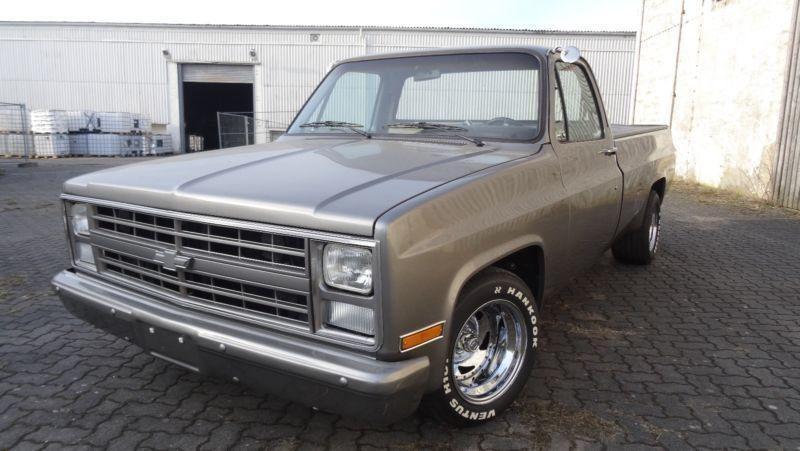 Gebraucht 454 Big Block Restauriert Chevrolet C10 1985