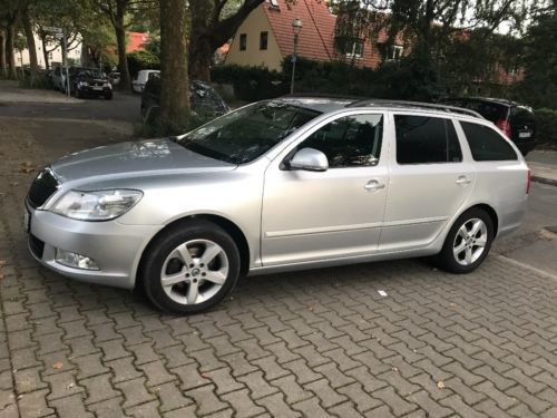 verkauft skoda octavia 1 6 tdi 105 ps gebraucht 2012 km in treptow. Black Bedroom Furniture Sets. Home Design Ideas