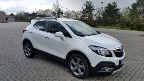 verkauft opel mokka 1 7 cdti automatik gebraucht 2014 km in eberswalde. Black Bedroom Furniture Sets. Home Design Ideas
