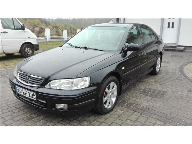 verkauft honda accord es gebraucht 2001 km in hamburg. Black Bedroom Furniture Sets. Home Design Ideas