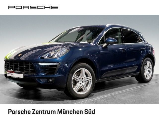 verkauft porsche macan s gebraucht 2014 km in m nchen. Black Bedroom Furniture Sets. Home Design Ideas
