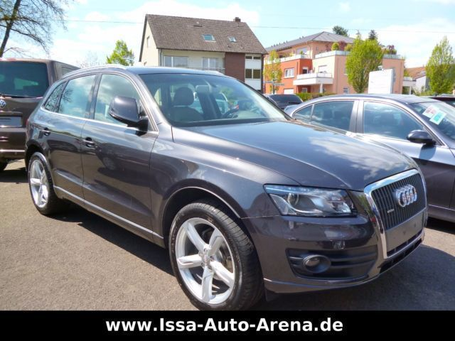 verkauft audi q5 2 0 tdi quattro lede gebraucht 2009. Black Bedroom Furniture Sets. Home Design Ideas