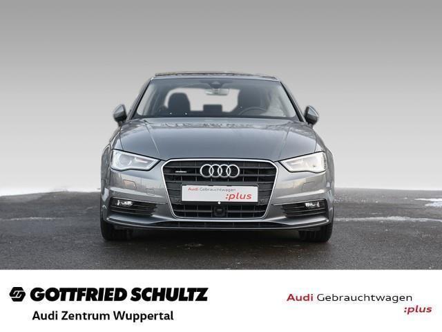 gebraucht Audi A3 Limousine 2.0 TDI quattro S-tronic, MMI Navigat Am