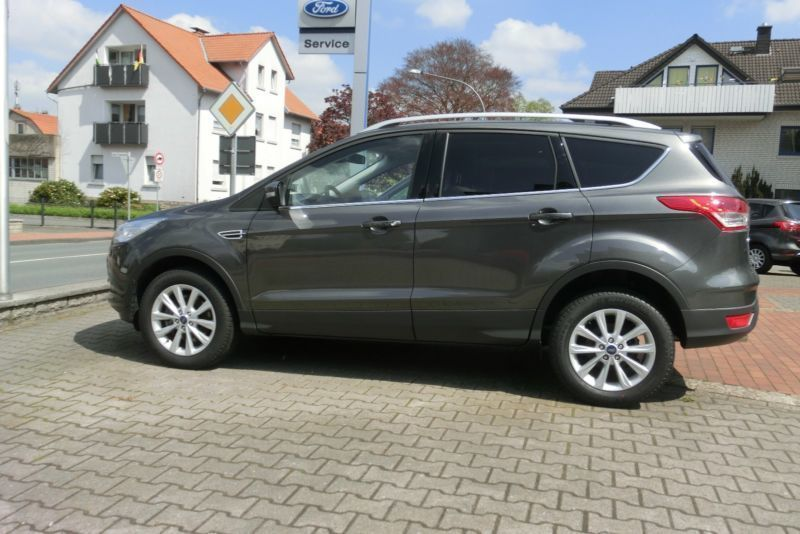 verkauft ford kuga titanium gebraucht 2016 km in westerkappeln. Black Bedroom Furniture Sets. Home Design Ideas