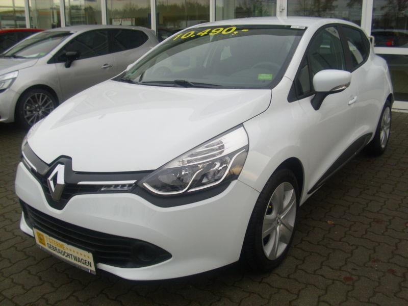 gebraucht Renault Clio IV 1.2 16V Dynamique Klimaanlage,Navigation
