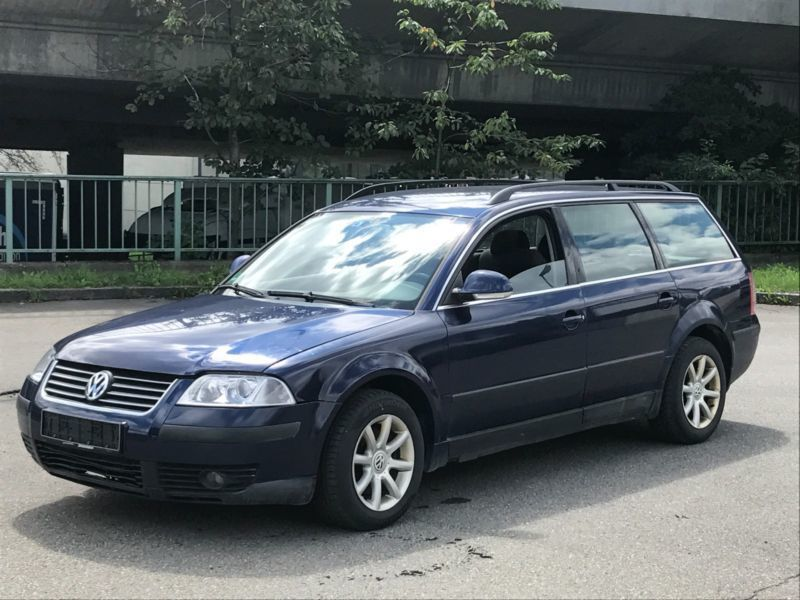 verkauft vw passat variant 2 0 fsi tre gebraucht 2005 km in zwickau. Black Bedroom Furniture Sets. Home Design Ideas