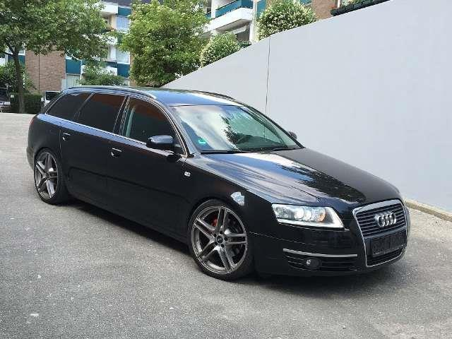 verkauft audi a6 avant 2 7 tdi dpf mul gebraucht 2007 km in neuss. Black Bedroom Furniture Sets. Home Design Ideas