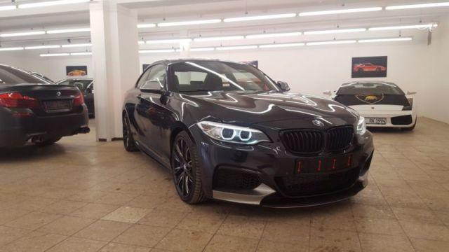 verkauft bmw m235 xdrive coupe m perfo gebraucht 2015. Black Bedroom Furniture Sets. Home Design Ideas