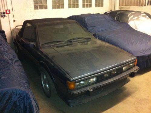 verkauft vw scirocco hornstein cabrio gebraucht 1987. Black Bedroom Furniture Sets. Home Design Ideas
