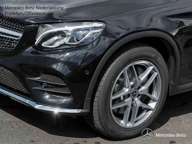 verkauft mercedes glc250 d 4m cp amg n gebraucht 2017 km in frankfurt. Black Bedroom Furniture Sets. Home Design Ideas