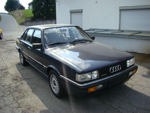 Gebraucht Audi 90 Quattro Typ 85 Tüv 4x Efh Top Aus Ch