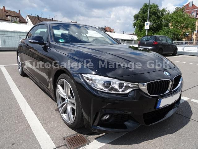 verkauft bmw 420 d m sportpaket leder gebraucht 2014 km in heilbronn. Black Bedroom Furniture Sets. Home Design Ideas