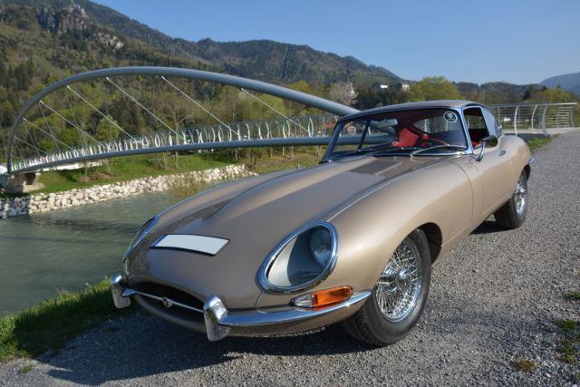 e type gebrauchte jaguar e type kaufen 47 g nstige autos zum verkauf. Black Bedroom Furniture Sets. Home Design Ideas