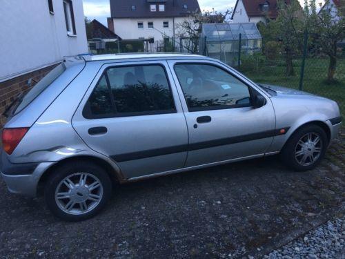 Verkauft Ford Fiesta Bj 2000 Tuv 10 Gebraucht 2000 107 100