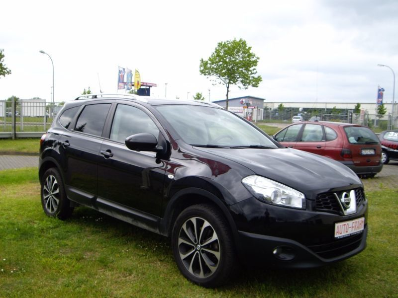 verkauft nissan qashqai 2 1 6 dci i w gebraucht 2012 km in bebra. Black Bedroom Furniture Sets. Home Design Ideas