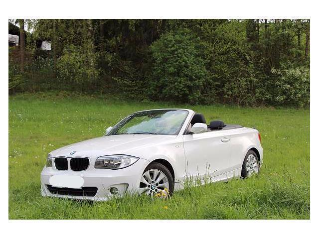 gebraucht 1er bmw 118 cabriolet 2011 km in andernach. Black Bedroom Furniture Sets. Home Design Ideas