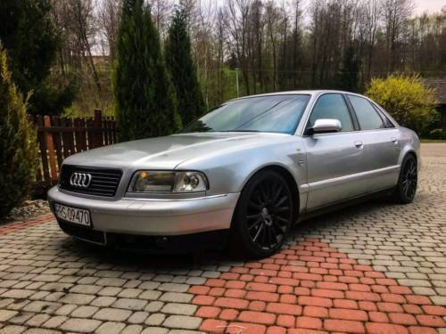 verkauft audi a8 3 3 tdi quattro gebraucht 2001 km in ainring. Black Bedroom Furniture Sets. Home Design Ideas