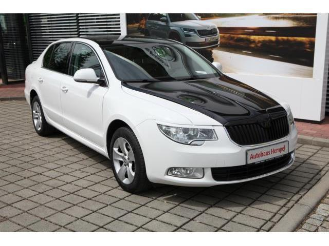 verkauft skoda superb ii 2 0 tdi ambit gebraucht 2012. Black Bedroom Furniture Sets. Home Design Ideas
