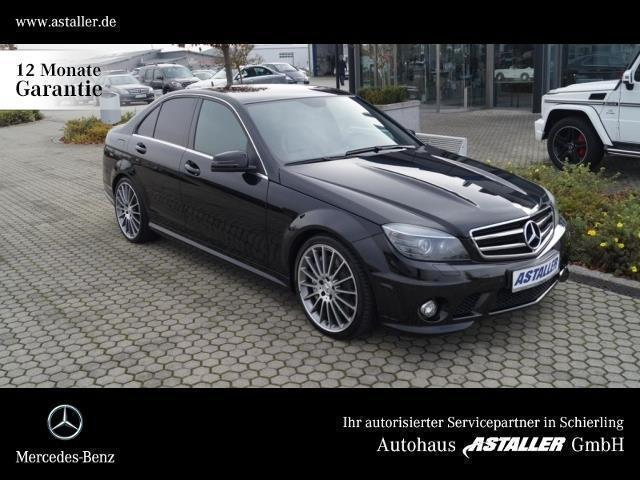 gebraucht amg limo facelift mercedes c63 amg 2010 km in mannheim. Black Bedroom Furniture Sets. Home Design Ideas