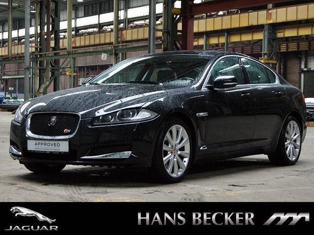 gebraucht Jaguar XF 3.0 V6 DIESEL S *Soft-Grain*Schiebed.*12Wege