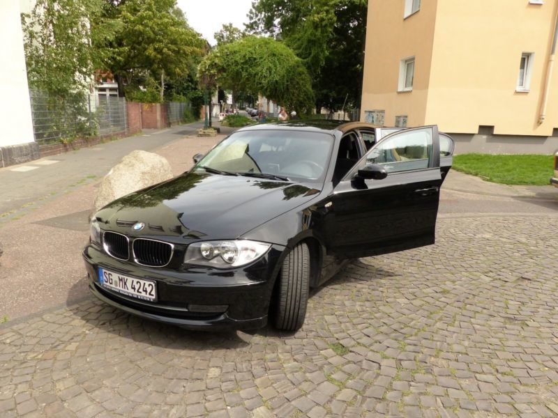 verkauft bmw 116 1er gebraucht 2009 km in solingen. Black Bedroom Furniture Sets. Home Design Ideas