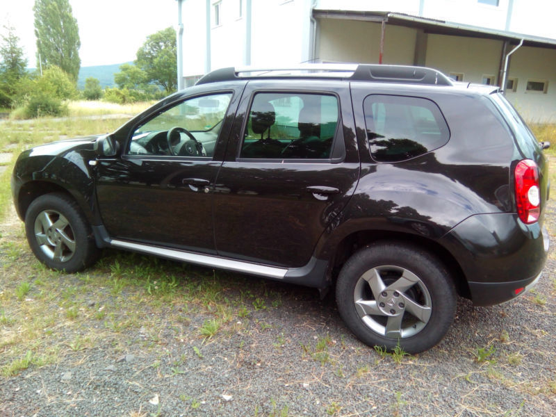 verkauft dacia duster dci 90 fap 4x2 a gebraucht 2013 km in stockstadt. Black Bedroom Furniture Sets. Home Design Ideas