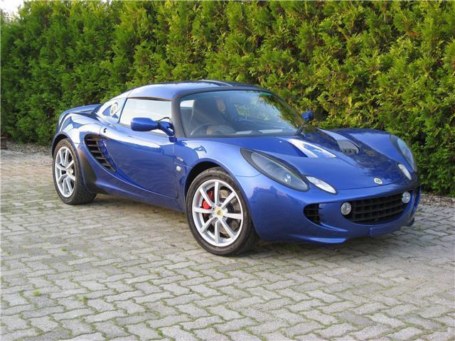 verkauft lotus elise 111 s rhd wenig k gebraucht 2005. Black Bedroom Furniture Sets. Home Design Ideas