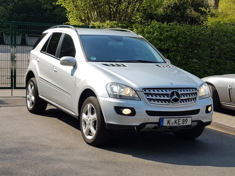 verkauft mercedes ml320 cdi 4matic 7g gebraucht 2008 km in k ln. Black Bedroom Furniture Sets. Home Design Ideas