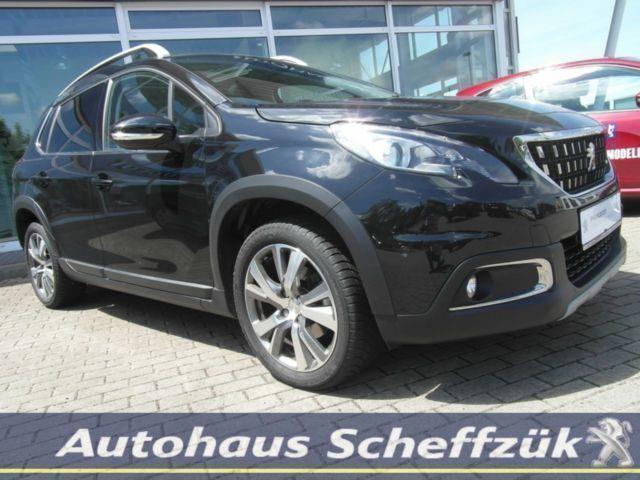 Verkauft Peugeot 2008 Allure Puretech Gebraucht 2016 27000 Km