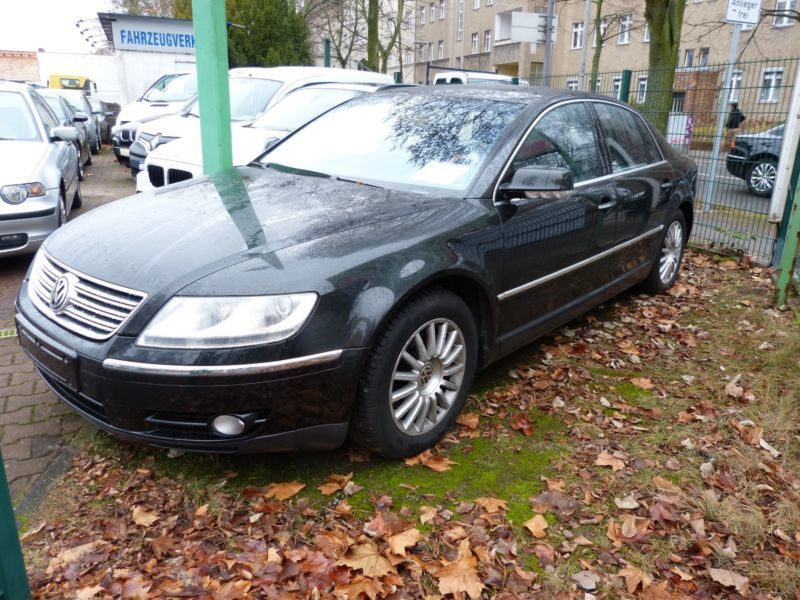 gebraucht v6 vw phaeton 2004 km in berlin steglitz. Black Bedroom Furniture Sets. Home Design Ideas